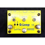 Lehle D.loop Pedal