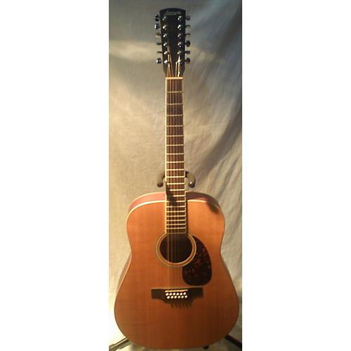 used larrivee d03 12 12 string acoustic guitar natural guitar center. Black Bedroom Furniture Sets. Home Design Ideas