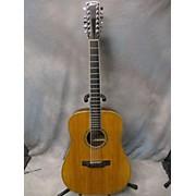 Larrivee D09-12 12 String Acoustic Guitar