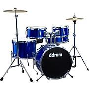 D1 5-Piece Junior Drum Set with Cymbals