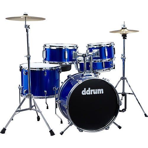 ddrum d1 5 piece junior drum set with cymbals guitar center. Black Bedroom Furniture Sets. Home Design Ideas