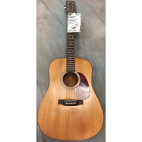 Martin D1 Acoustic Guitar Natural