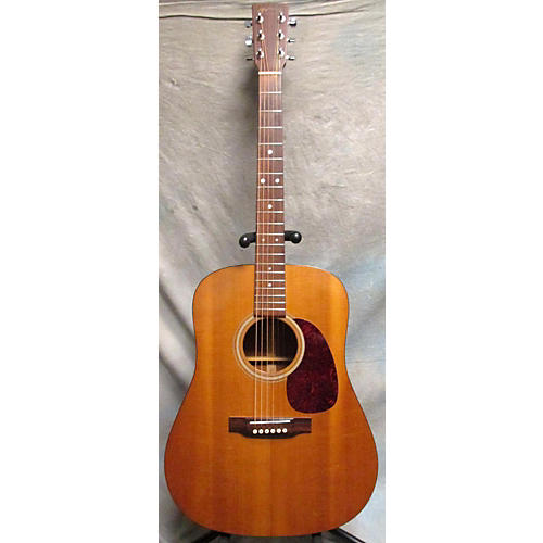 Martin Professional D1 Acoustic Guitar Natural