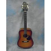 Samick D1 BS Greg Bennett Acoustic Guitar