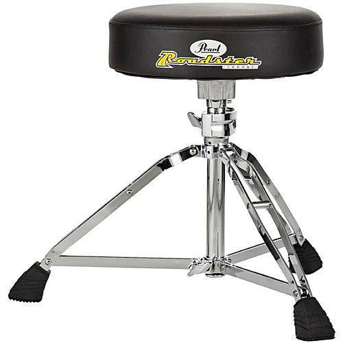 Pearl D1000SN Low Height Roadster Drum Throne-thumbnail