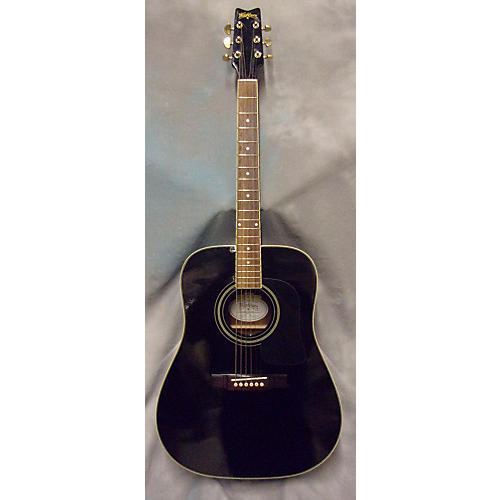 Washburn D100B Acoustic Guitar