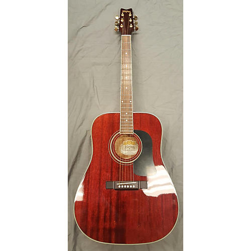 Washburn D100MTWR Acoustic Guitar