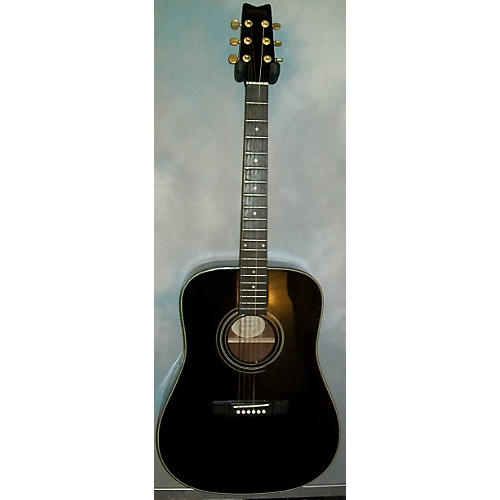 Washburn D100SB Acoustic Guitar