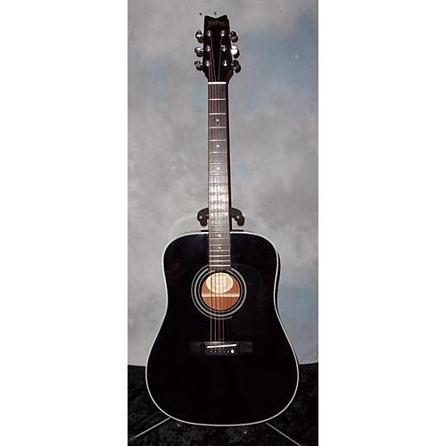 Washburn D10B Acoustic Guitar