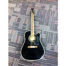 Washburn D10CE Acoustic Electric Guitar