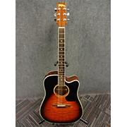 Washburn D10CE OSB Acoustic Electric Guitar