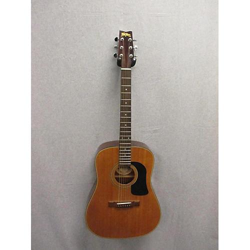 Washburn D10IM Natural Acoustic Guitar