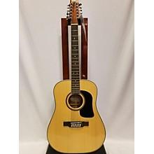 Washburn D10S-12 12 String Acoustic Guitar
