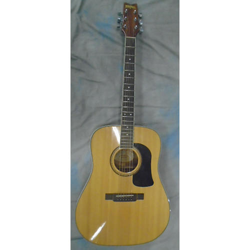 Washburn D10S NAT Acoustic Guitar