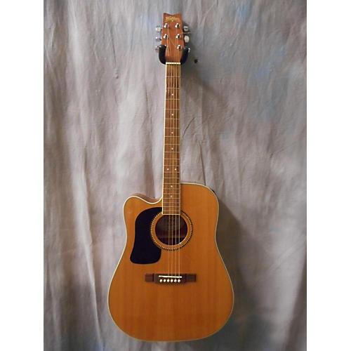 Washburn D10SCE Left Handed-thumbnail