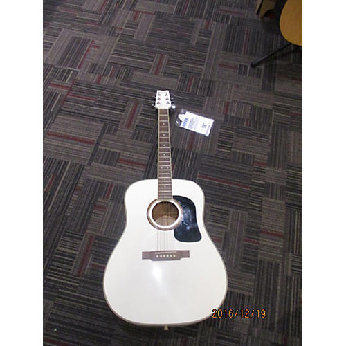Washburn D10SWH Acoustic Guitar