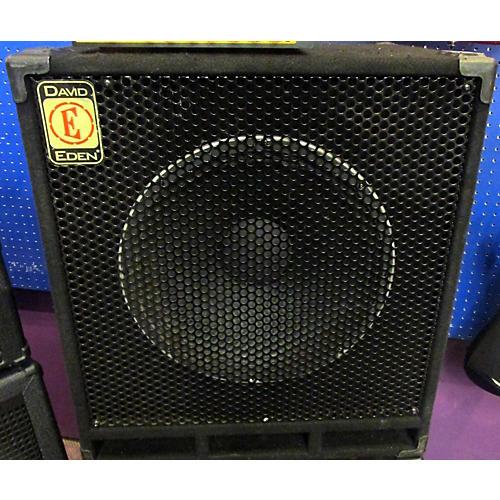 Eden D115XL8 Bass Cabinet
