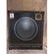 Eden D115XLT8 Bass Cabinet