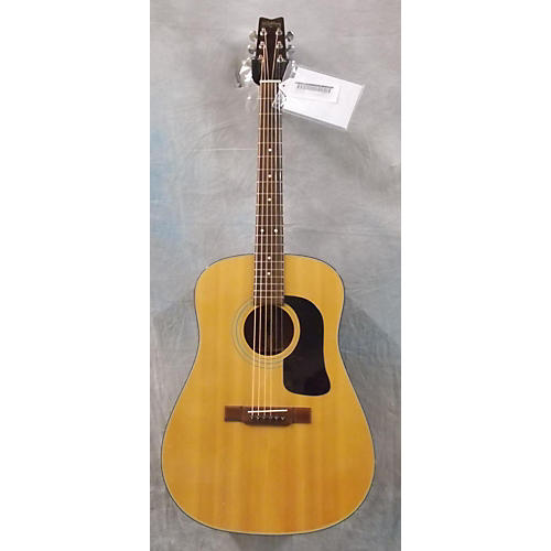 Washburn D12-N Acoustic Guitar-thumbnail