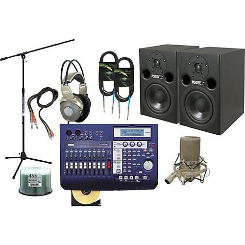 Korg D1200mkii Recording Bundle-thumbnail