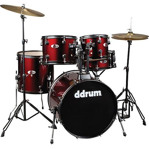 Ddrum D120B 5-Piece Drum Set with Hardware