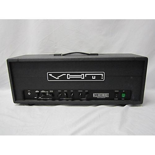 used vht d120h tube guitar amp head guitar center. Black Bedroom Furniture Sets. Home Design Ideas