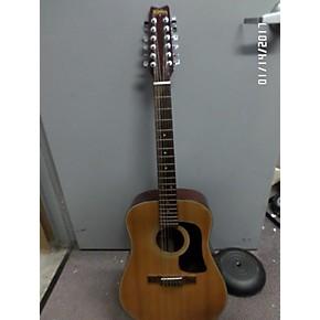 used washburn d1212n 12 string acoustic guitar guitar center. Black Bedroom Furniture Sets. Home Design Ideas
