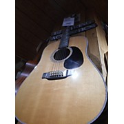 Martin D1228 12 String Acoustic Guitar
