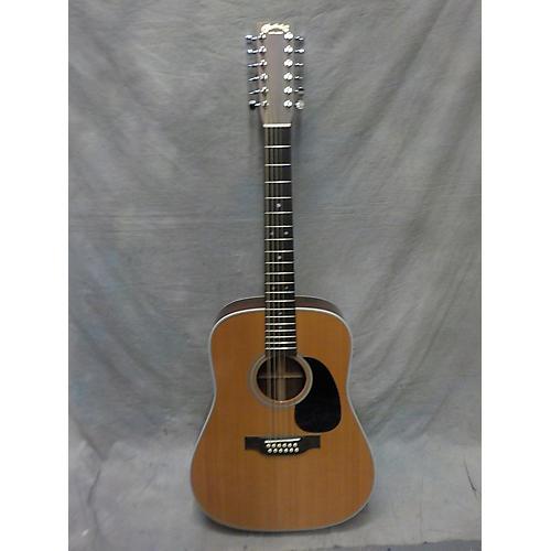 Martin D1228 12 String Acoustic Guitar-thumbnail