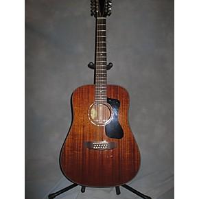 used guild d125 12 12 string acoustic guitar guitar center. Black Bedroom Furniture Sets. Home Design Ideas