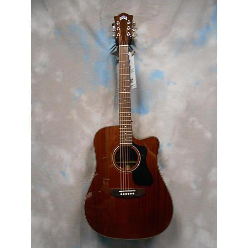 used guild d125ce acoustic electric guitar natural guitar center. Black Bedroom Furniture Sets. Home Design Ideas