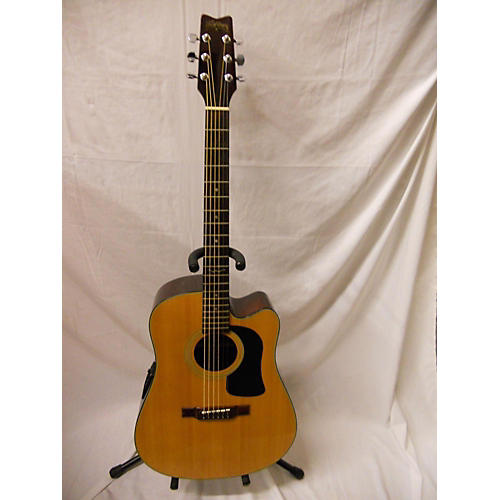 Washburn D12CE Acoustic Electric Guitar