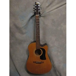 Pre-owned Washburn D12CE Acoustic Guitar by Washburn