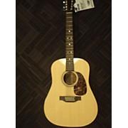 Martin D12GTM 12 String Acoustic Guitar
