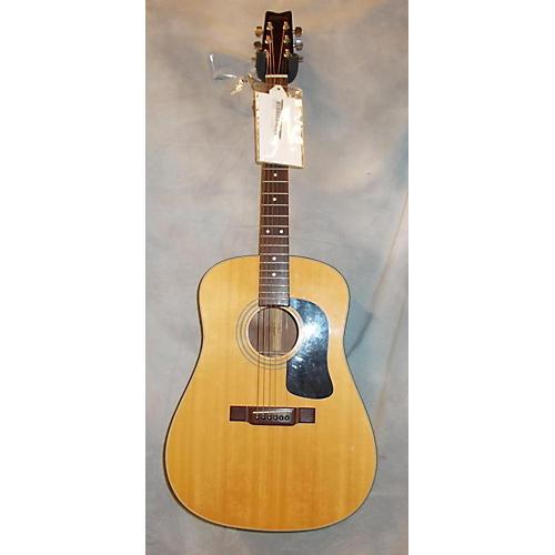 Washburn D12N Acoustic Guitar-thumbnail