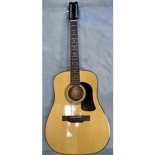 used washburn d12s 12 12 string acoustic guitar guitar center. Black Bedroom Furniture Sets. Home Design Ideas