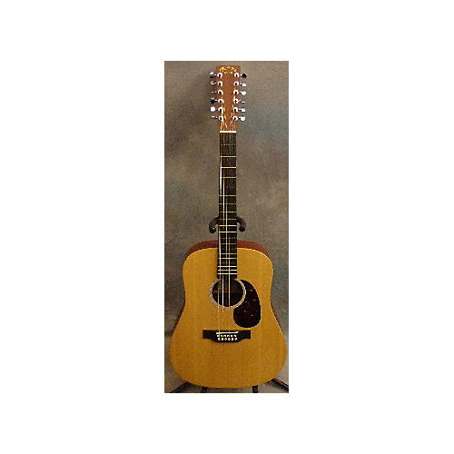 Martin D12X1 12 String Acoustic Electric Guitar-thumbnail