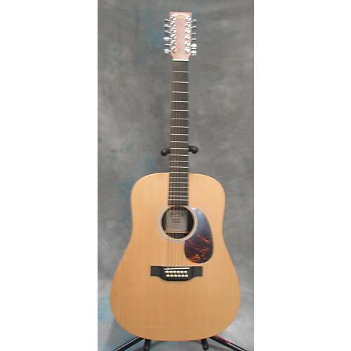 Martin D12X1 12 String Acoustic Electric Guitar-thumbnail