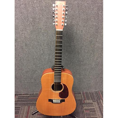 Martin D12X1 12 String Acoustic Guitar-thumbnail