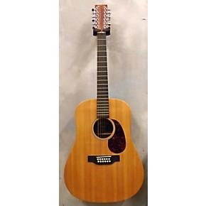 used martin d12x1 12 string acoustic guitar guitar center. Black Bedroom Furniture Sets. Home Design Ideas