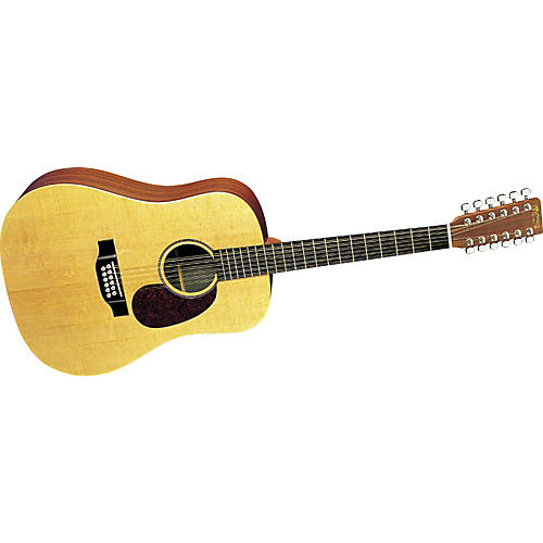 Martin D12X1 12-String Solid Top Acoustic Guitar