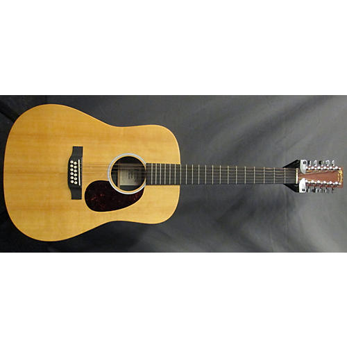 Martin D12X1 Custom 12 String Acoustic Electric Guitar