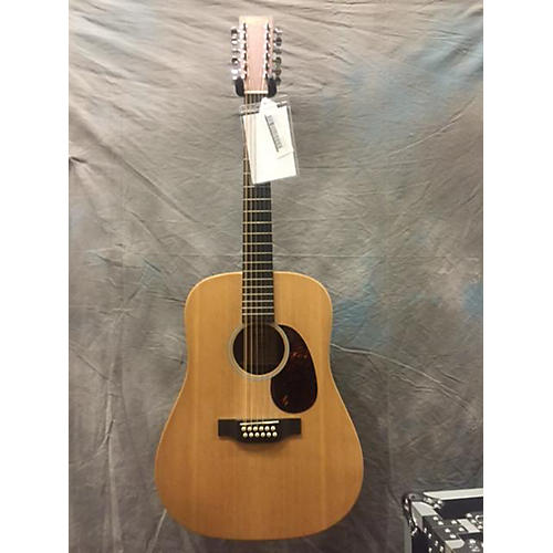 Martin D12X1 Custom 12 String Acoustic Electric Guitar-thumbnail