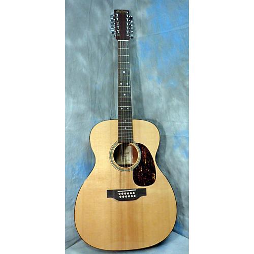 used martin d12x1 custom 12 string acoustic electric guitar guitar center. Black Bedroom Furniture Sets. Home Design Ideas