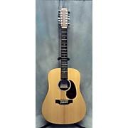 Martin D12X1 Custom 12 String Acoustic Electric Guitar