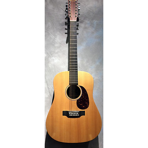 Martin D12X1AE 12 String Acoustic Electric Guitar-thumbnail