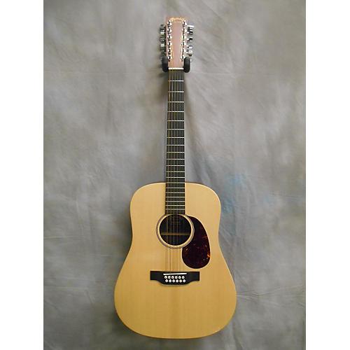 Martin D12X1AE 12 String Acoustic Guitar-thumbnail