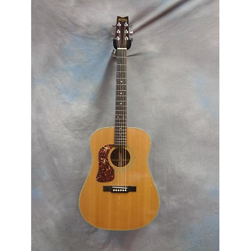 Washburn D14LHN Acoustic Guitar-thumbnail