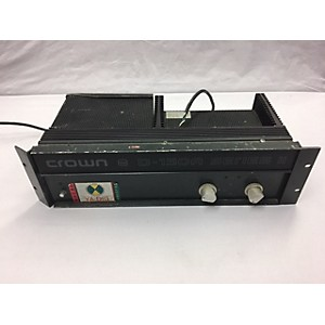 Pre-owned Crown D150A Power Amp by Crown