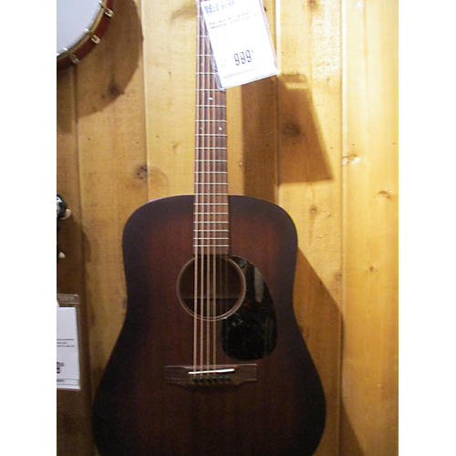 Martin D15m Burst Acoustic Guitar